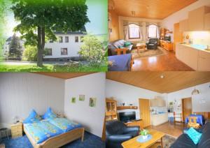 Bild Nichtraucher-Ferienwohnung Ebert&Green im Erzgebirge
