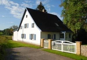 Bild: Ferienhaus Allgäuperle, Perle in malerischer Landschaft des Allgäus.