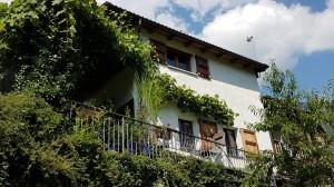 Bild: Sonnig und ruhig gelegenes Ferienhaus in Orasso (Cannobiner Tal)