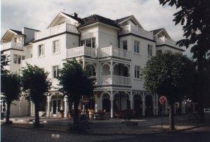 Bild: Ferienwohnung Nr. 8 in der Villa Laetitia