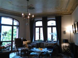 Bild Denkmalvilla Fiedler mit Ambiente, Wohnung B (62qm)